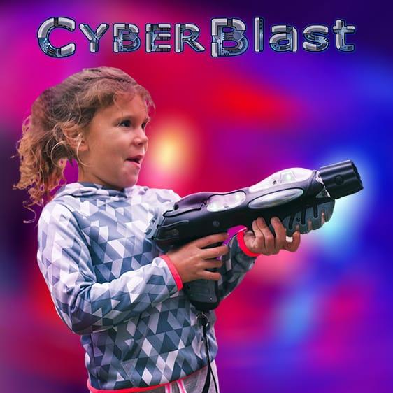 Cyber Blast Pro